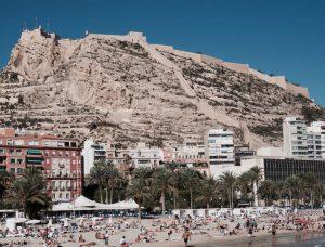 Location de voiture à Alicante