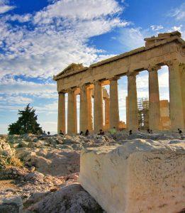 Location de voiture à Athènes