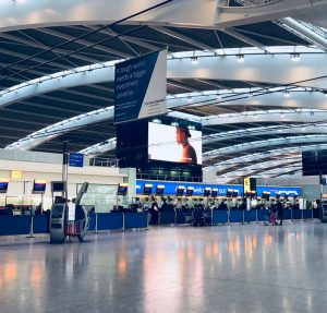 Location de voiture London-Heathrow Airport