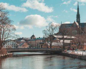 Location de voiture à Uppsala