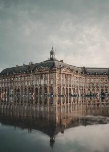 Location de voiture à Bordeaux