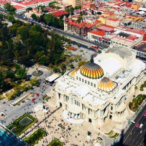 Location de voiture à Mexico