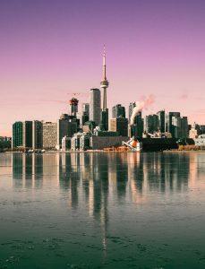Location de voiture à Toronto