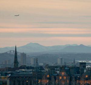Location de voiture Edinburgh Airport